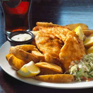 Fish & Chips, UK 2
